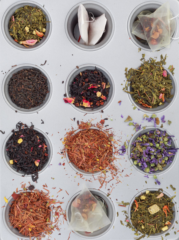 Canva - Herbal and Floral Teas in Muffin Tins.jpg