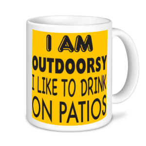 Alcohol Mugs - I am Outdoorsy