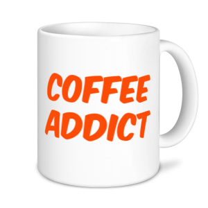 Coffee Mugs - Coffee Addict