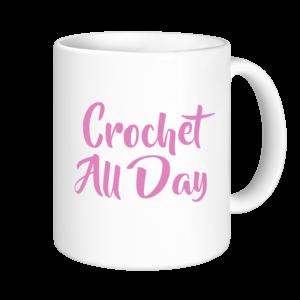 Crochet Mugs - Crochet All Day