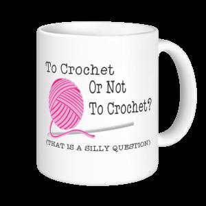 Crochet Mugs - Crochet or Not To Crochet
