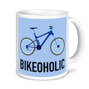 Cycling Mugs - Bikeoholic