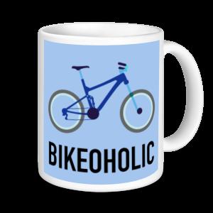 Cycling Mugs - Bikeoholic