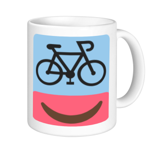Cycling Mugs - Cycling Smile