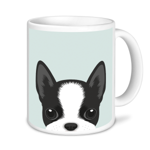Dog Mug - BOSTON TERRIER