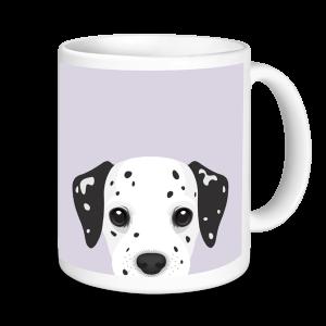 Dog Mugs - Dalmatian