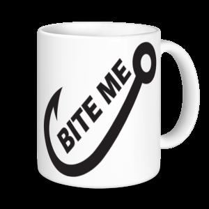 Fishing Mugs - Bite Me
