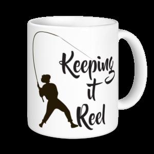 Fishing Mugs - Keeping It Reel