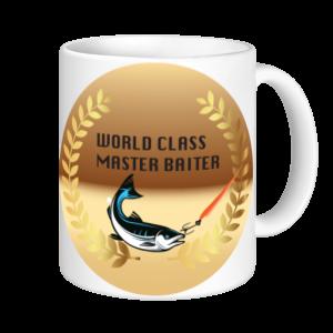 Fishing Mugs - World Class Master Baiter