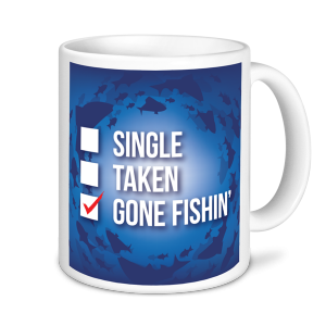 Fishing Mugs - Gone Fishing
