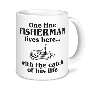 Fishing Mugs - One fine Fisherman