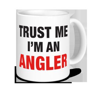Fishing Mugs - Trust Me I'm An Angler