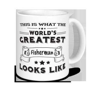 Fishing Mugs - World's Greatest Fisherman