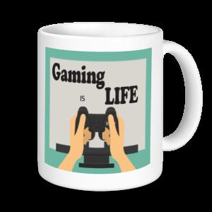 Gaming Mugs - Gaminig Is Life 2
