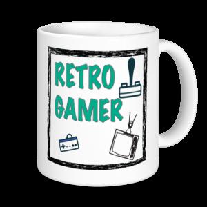 Gaming Mugs - Retro Gamer