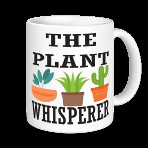 Gardening Mugs - The Plant Whisperer
