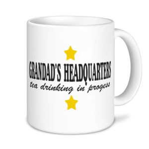 Grandad Mugs - Grandad Headquarters