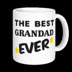 Grandad Mugs - Best Grandad Ever