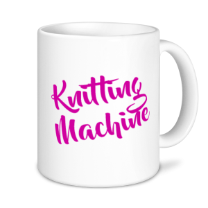 Knitting Mugs - Knitting Machine