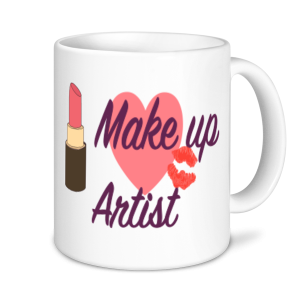 Make Up Mugs- Make Up Artist