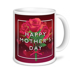 Mother's Day Mug - Rose
