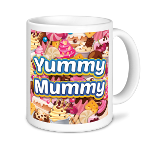 Mother's Day Mugs - Yummy Mummy