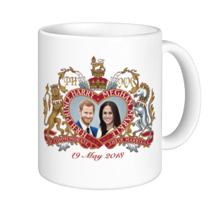 royal wedding mugs