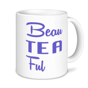 Tea Mugs - BeauTEAful