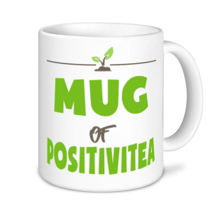 Tea Mugs - Mug Of PositiviTEA