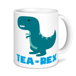 Tea Mugs - Tea Rex