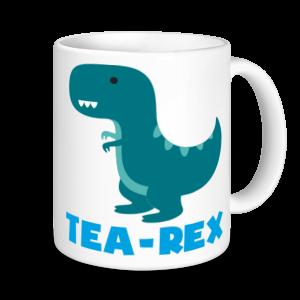 Tea Mugs - Tea Rex