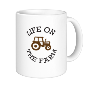 Tractor Mugs - Life On The Farm