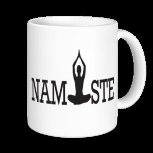 Yoga Mugs - Namaste