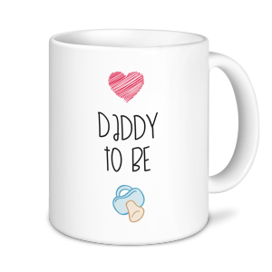Dad Mug - Daddy To Be
