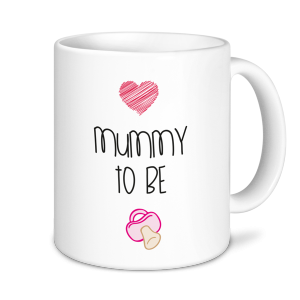 Mum Mug - Mummy To Be
