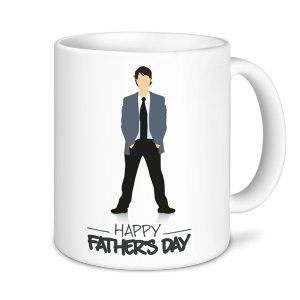 Happy Father's Day- Father's Day Mug