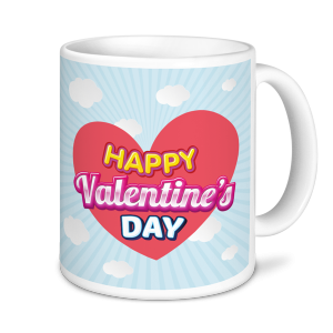 Happy Valentines Day - Valentine's Mug