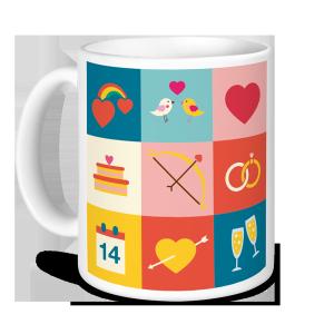 Valentine's Mug - Love