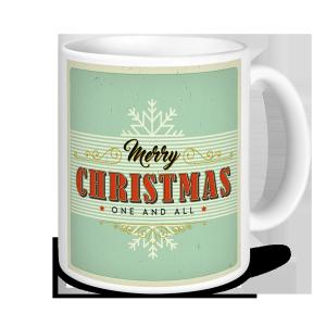 Christmas Mug - Merry Christmas One and All