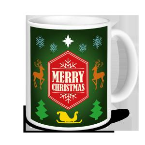 Christmas Mug - Merry Christmas