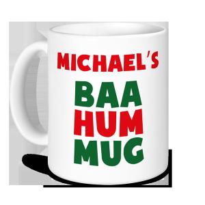 Christmas Mug - Baa Hum Mug